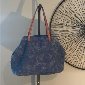 Stitch Fix got me again denim bag 💼